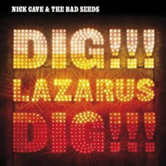 Dig, Lazarus, Dig!!! (2CD+1DVD)