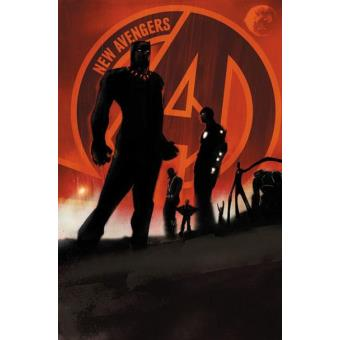 New Avengers Vol 1 Everything Dies
