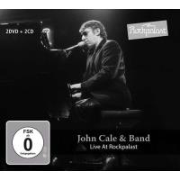 hn Cale: Live At Rockpalast 1983 & 1984 (2CD+2DVD)