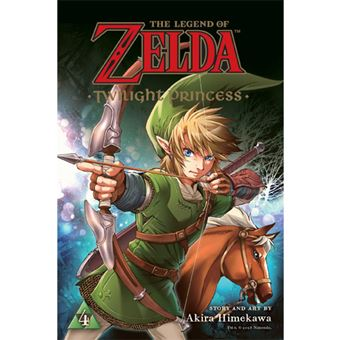 The Legend of Zelda: Twilight Princess - Book 4