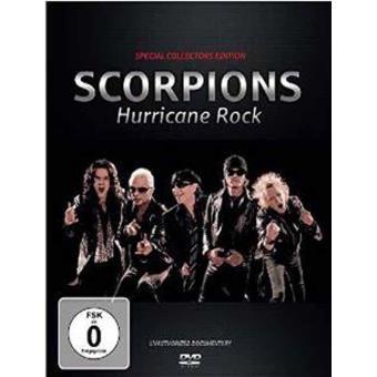 Scorpions: Hurricane Rock