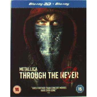 Metallica: Through The Never (3D&2D BD)