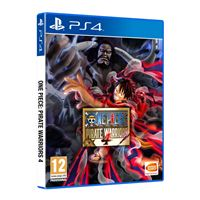 One Piece: Pirate Warriors 4 - Standard Edition - PS4