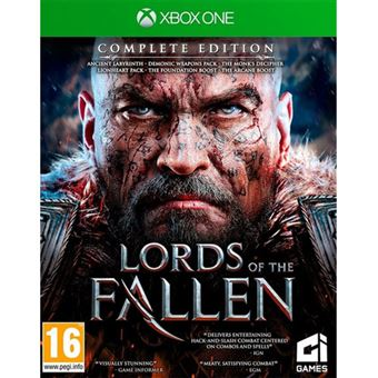 Lords of the Fallen - Complete Edition - Xbox One