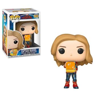 Funko Pop! Captain Marvel with Lunchbox - 444