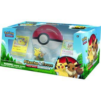 Pokémon Pikachu & Eevee Poké Ball Collection