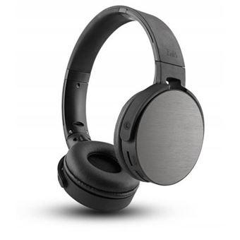 Auscultador Bluetooth TnB SHINE2 4 em 1 - Preto