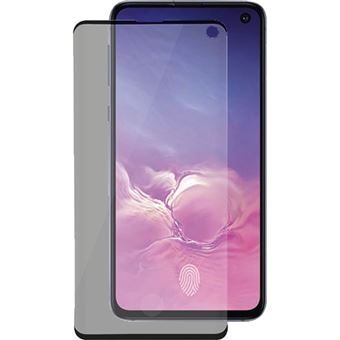 Película Ecrã Vidro Temperado Panzerglass Privacy screen para Samsung Galaxy S10