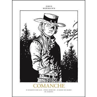 Comanche Integral - Livro 2