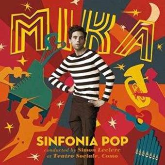 Sinfonia Pop (CD+DVD)