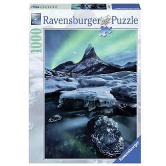 Puzzle Stetind in North-Norway 1000 PCS