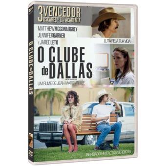 O Clube de Dallas (DVD)