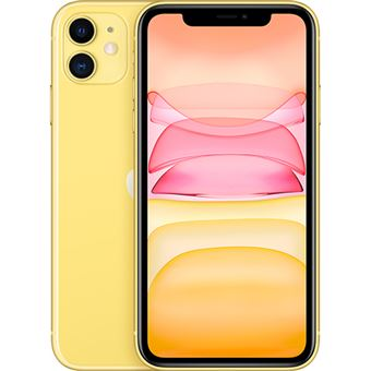 Apple iPhone 11 - 64GB - Amarelo