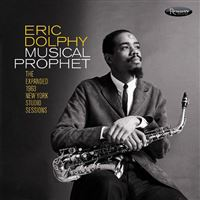 Musical Prophet: The Expanded 1963 New York Studio Sessions - 3CD