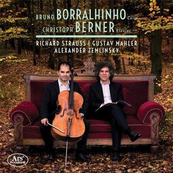 Strauss, Mahler & Zemlinsky: Works For Cello & Piano - CD