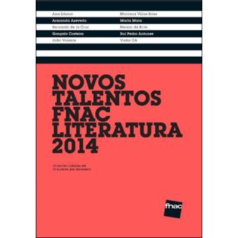 Novos Talentos Fnac Literatura 2014