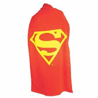 CAPE TOWEL-SUPERMAN-LOGO