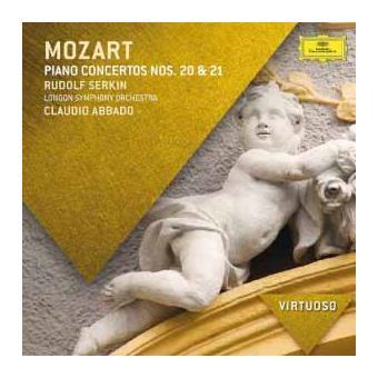 Mozart | Piano Concertos No.20 & 21