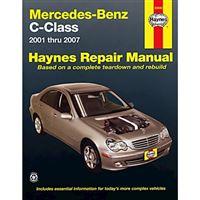 Mercedes-benz c-class 2001 to 2007