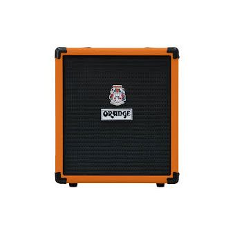 Combo de Baixo Crush Bass 25 25W Orange