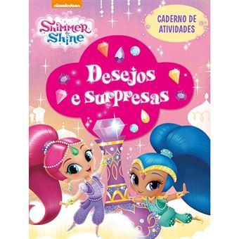 Shimmer & Shine: Desejos e Surpresas