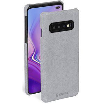 Capa Krusell Broby para Samsung Galaxy S10+ - Grey