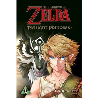 The Legend of Zelda - Book 1: Twilight Princess