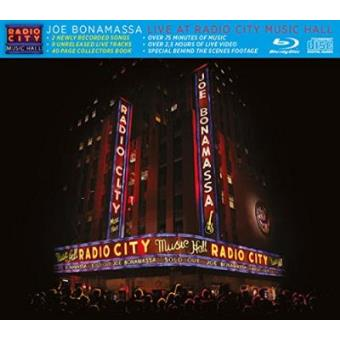 Live At Radio City Music Hall (CD+BD)