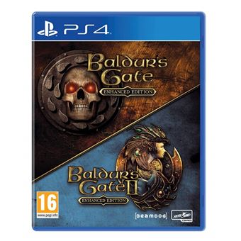 Baldur's Gate - Enhanced Edition - PS4
