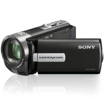 Sony Handycam DCR-SX65 Preta