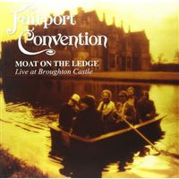 Moat on the Ledge: Live at Broughton Castle - LP