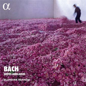 J.S. Bach: Suite Anglaises - 2CD