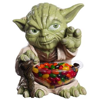 Taça para Doces Star Wars: Yoda