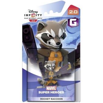 Disney Infinity 2.0 - Figura Rocket Raccoon