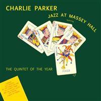Jazz at Massey Hall  - LP Yellow 180g Vinil 12''