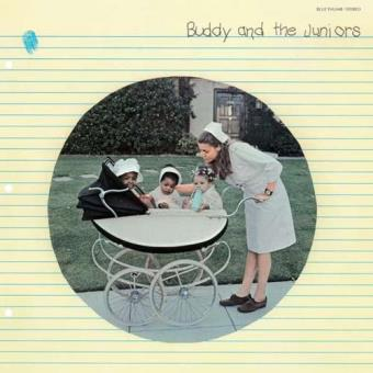 Buddy And The Juniors (LP)