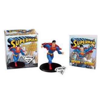 Superman: Figurine and Pendant Mini Kit
