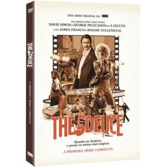 The Deuce - 1ª Temporada Completa - DVD