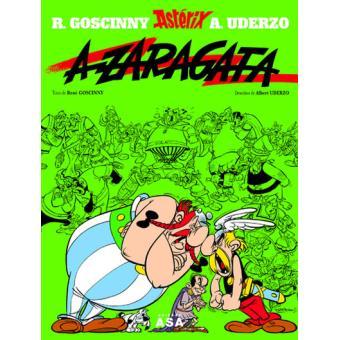 Astérix - A Zaragata