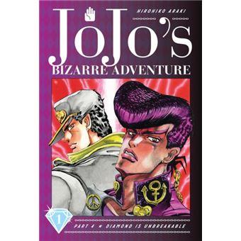 JoJo's Bizarre Adventure - Part 4