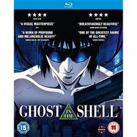 Ghost in The Shell - Blu-ray Importação