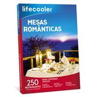 Lifecooler 2021 - Mesas Românticas