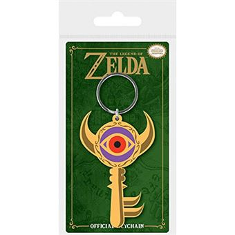 Porta-Chaves de Borracha The Legend of Zelda: Boss Key