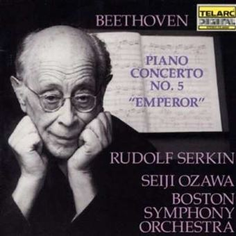 Piano Concerto No. 5 - CD