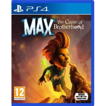 Max The Curse of Brotherhood - PS4