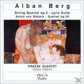String Quartet Op.3 - CD