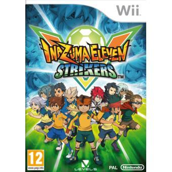Inazuma Eleven Strikers Wii