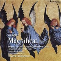 Bach: Magnificat in D major, BWV243 - CD