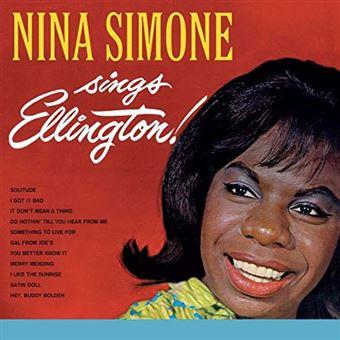 Sings Ellington! - CD
