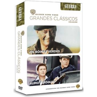 127b0778b5c08 Coleção Grandes Clássicos - Guerra - Ray Kellogg - John Wayne ...